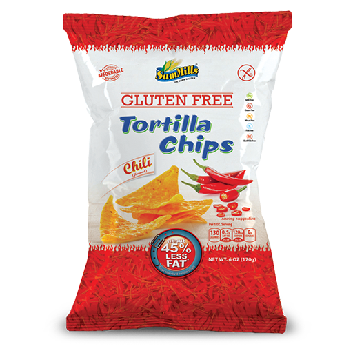 tortilla chips chili Sam Trade