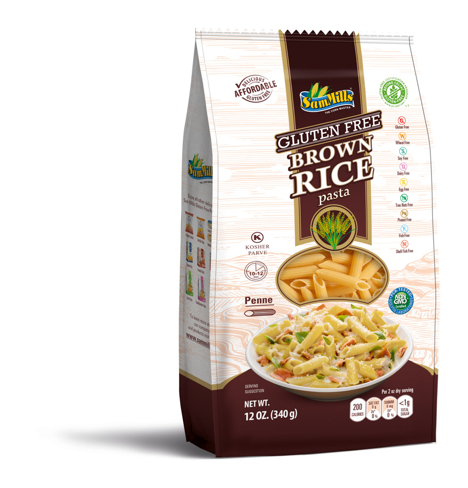 3D BRICE.Penne U.S1 New Products Line