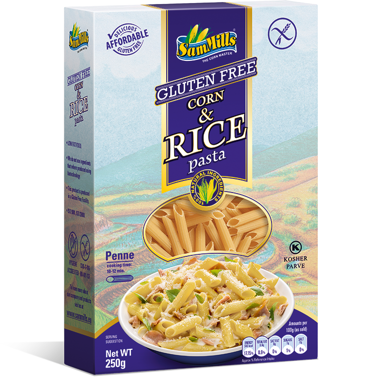 3D Rice penne EU1 Sam Trade